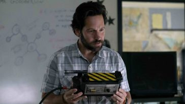 Paul Rudd in Ghostbusters: Legacy