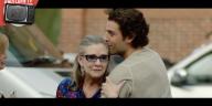 Star Wars, ieri e oggi: Carrie Fisher e Oscar Isaac