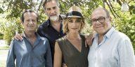 Si Vive Una Volta Sola: Rocco Papaleo, Max Tortora, Anna Foglietta e Carlo Verdone