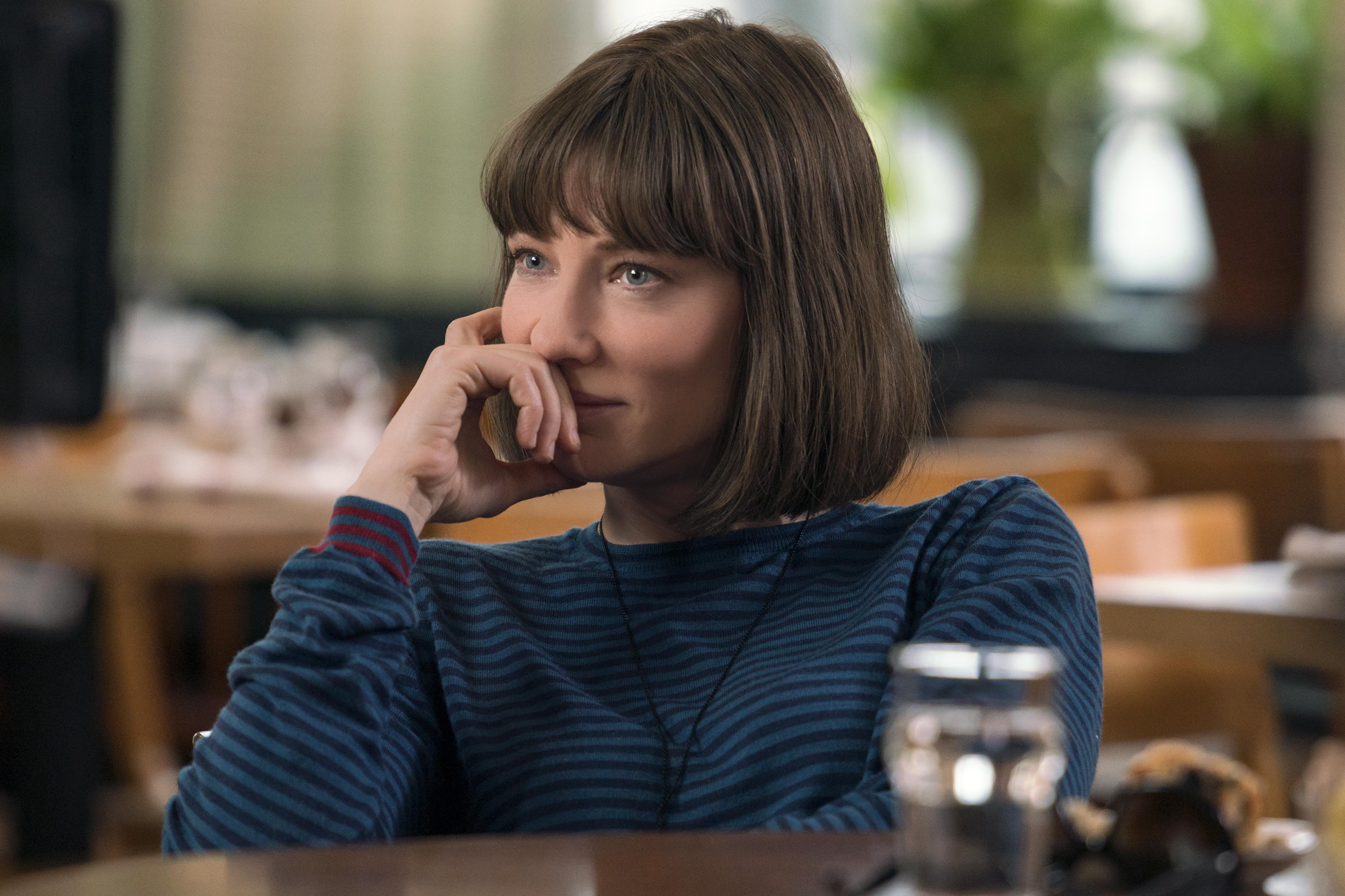 Cate Blanchett nel film