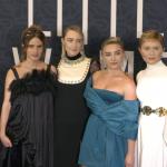 Piccole Donne di Greta Gerwig: Emma Watson, Soirse Ronan, Florence Pugh e Eliza Scanlen a New York