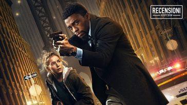 Un dettaglio del poster di City of Crime