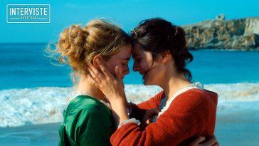 Ritratto Della Giovane in Fiamme: il bacio tra Héloïse e Marianne