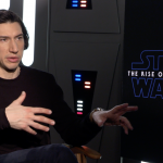 Adam Driver racconta Star Wars: L'Ascesa di Skywalker