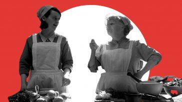 In cucina con Downton Abbey
