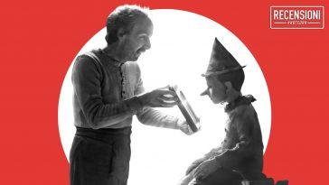 Pinocchio: Roberto Benigni e Federico Ielapi