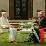 I Due Papi: Jonathan Pryce e Anthony Hopkins