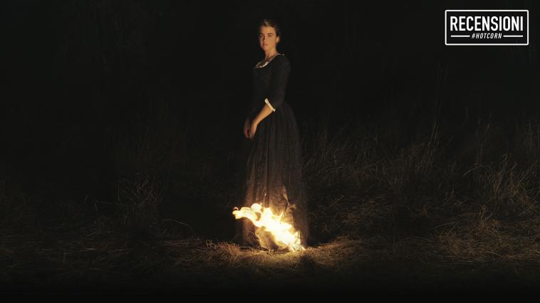 Adèle Haenel è la giovane in fiamme