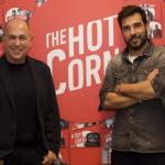 La Dea Fortuna: Ferzan Ozpetek ed Edoardo Leo ospiti in redazione