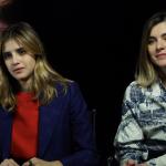 Benedetta Porcaroli e Vittoria Puccini
