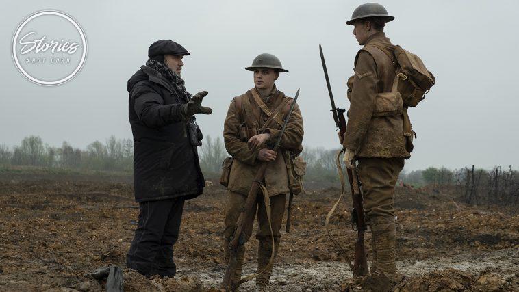 Sam Mendes e la storia vera di 1917