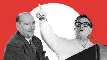 Rossellini e Allende