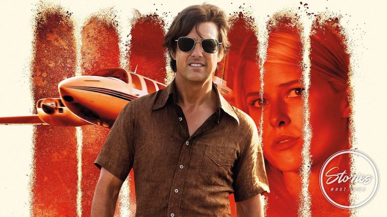 Tom Cruise è Barry Seal