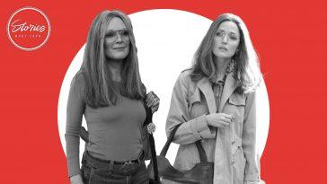 Gloria Steinem vista da Julianne Moore e Rose Bryne