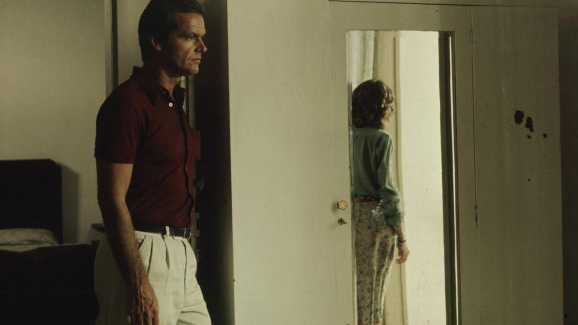 Jack Nicholson in Professione: Repoter di Michelangelo Antonioni