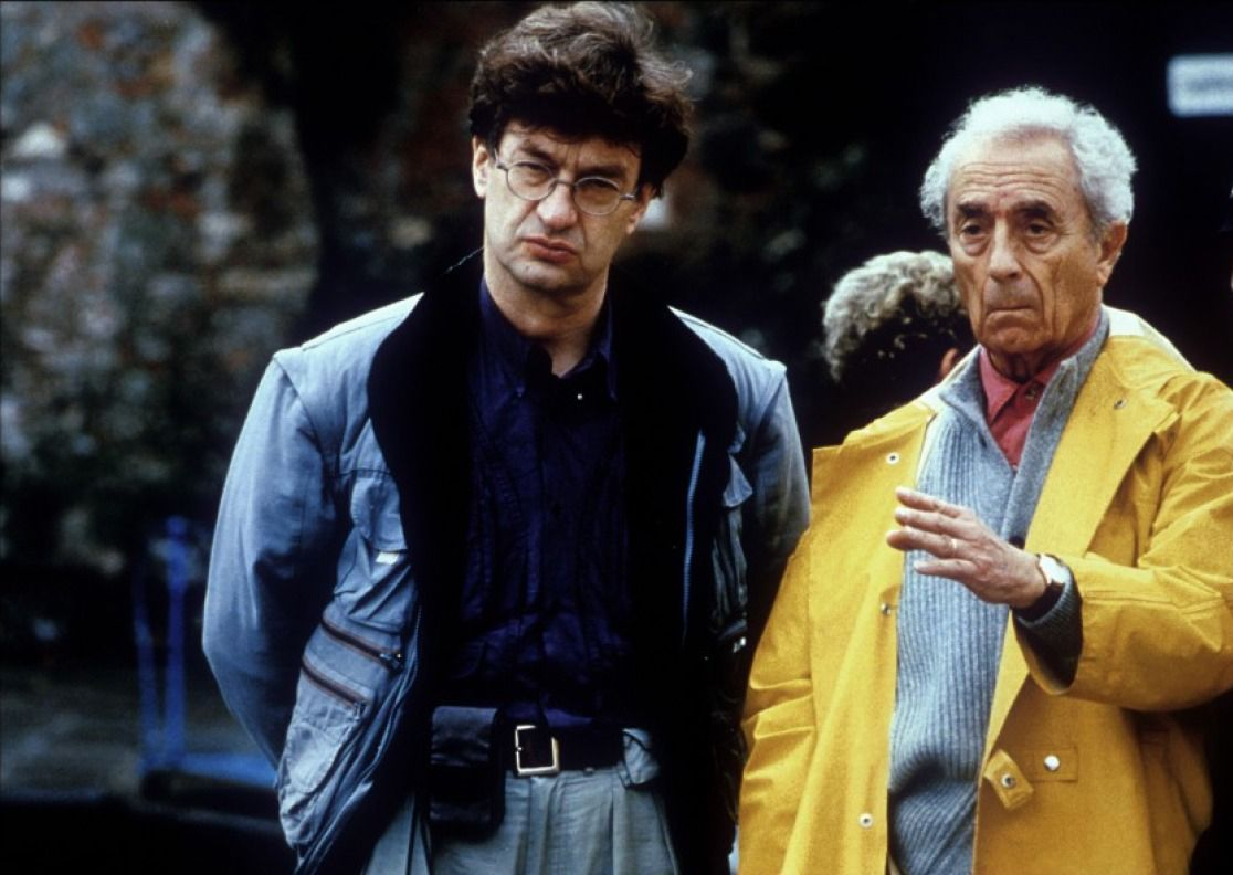Wim Wenders e Michelangelo Antonioni