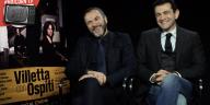 Massimiliano Gallo e Vinicio Marchioni raccontano VIlletta con Ospiti