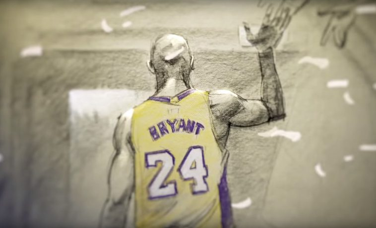 Kobe Bryant, Black Mamba.