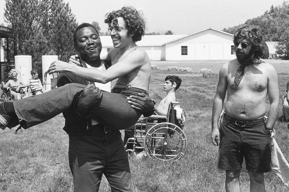 Woodstock e il Crip Camp