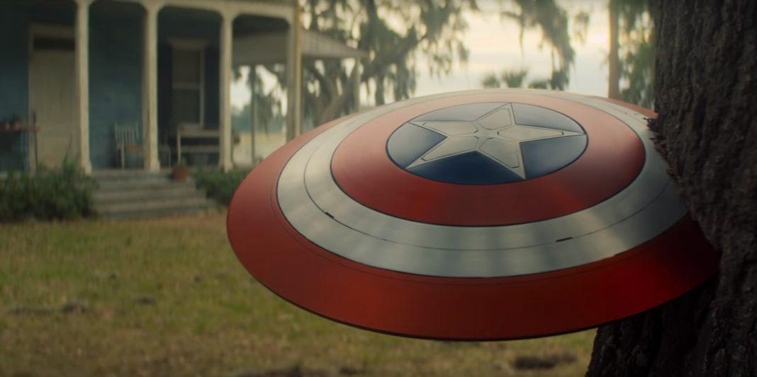 Lo scudo di Cap