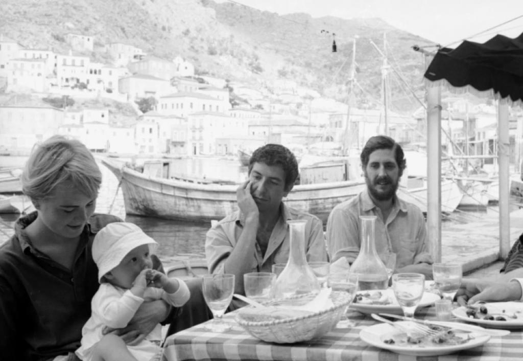 Marianne & Leonard.