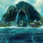 Un dettaglio del poster di Fantasy Island