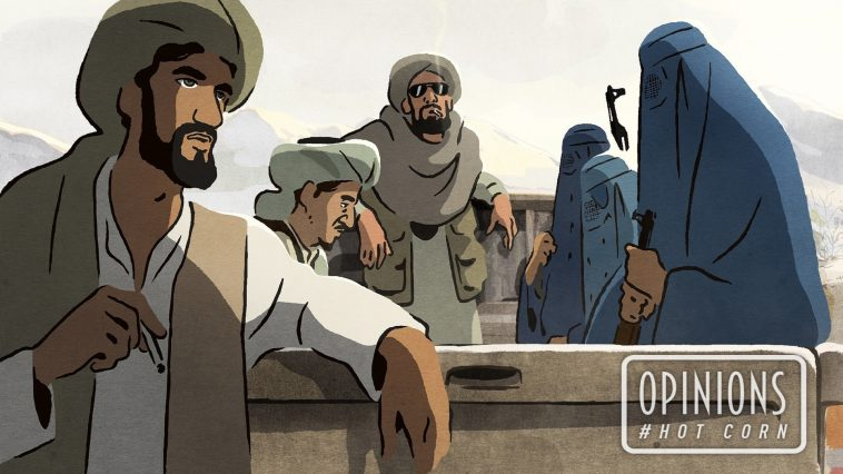 Le rondini di Kabul