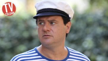 Edoardo Pesce è Alberto Sordi