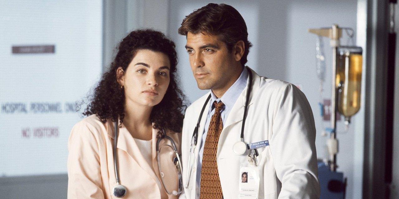 Il cast di E.R. - Medici in prima linea