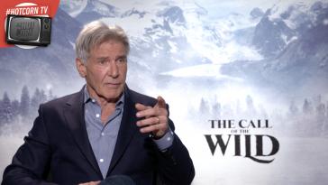 Harrison Ford racconta Il Richiamo della Foresta