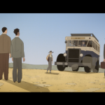 Buñuel - Nel labirinto delle tartarughe, una scena del film