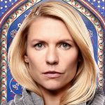 Carrie Mathison nel poster di Homeland 8