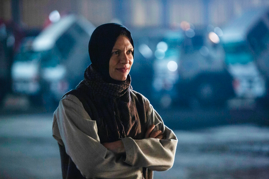 Claire Danes è Carrie Mathison in Homelan 8