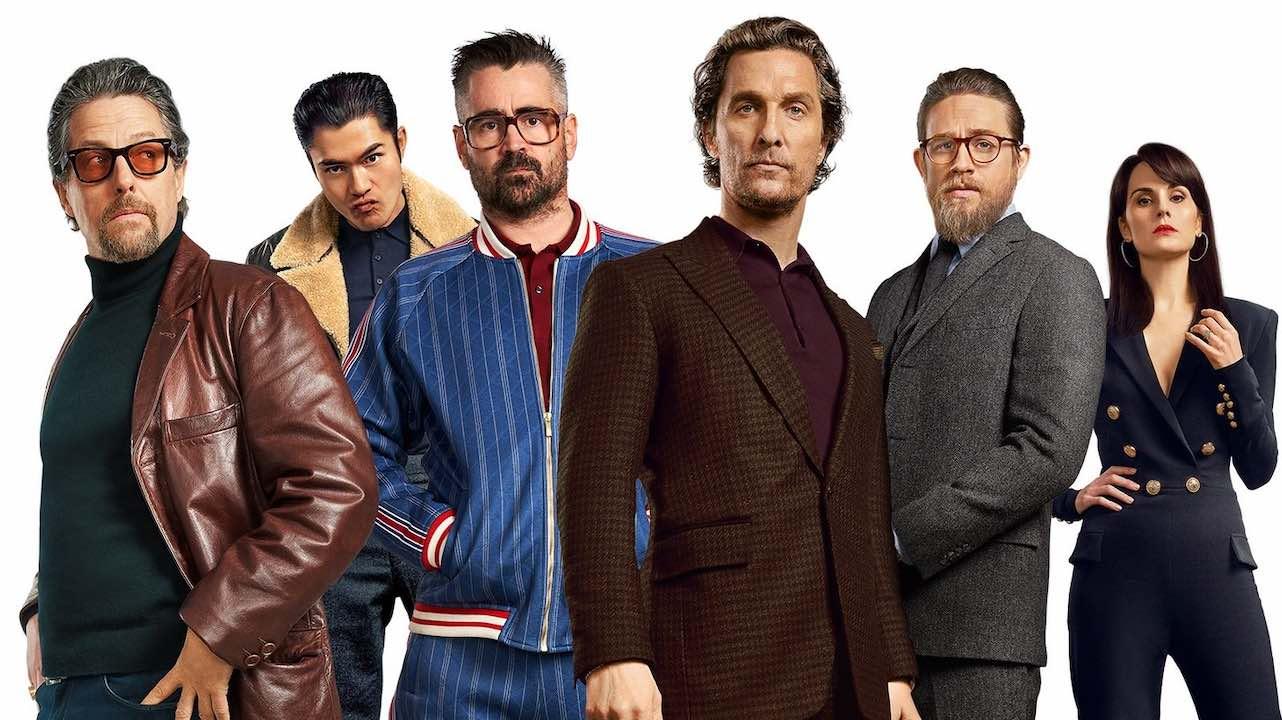 The Gentlemen di Guy Ritchie