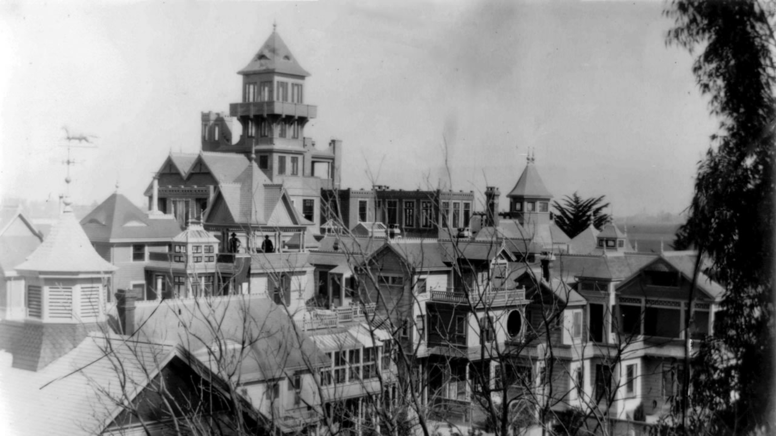 La Winchester House