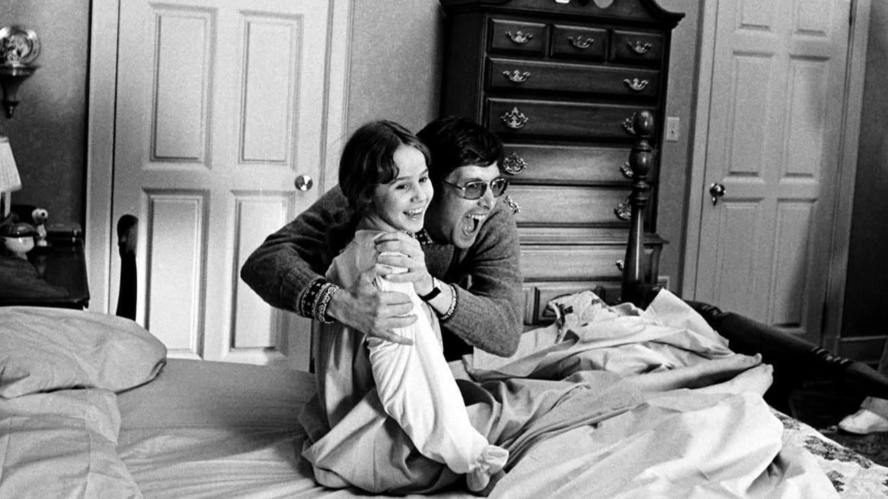 William Friedkin e Linda Blair sul set de L'Esorcista