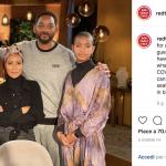Will Smith e la sua famiglia