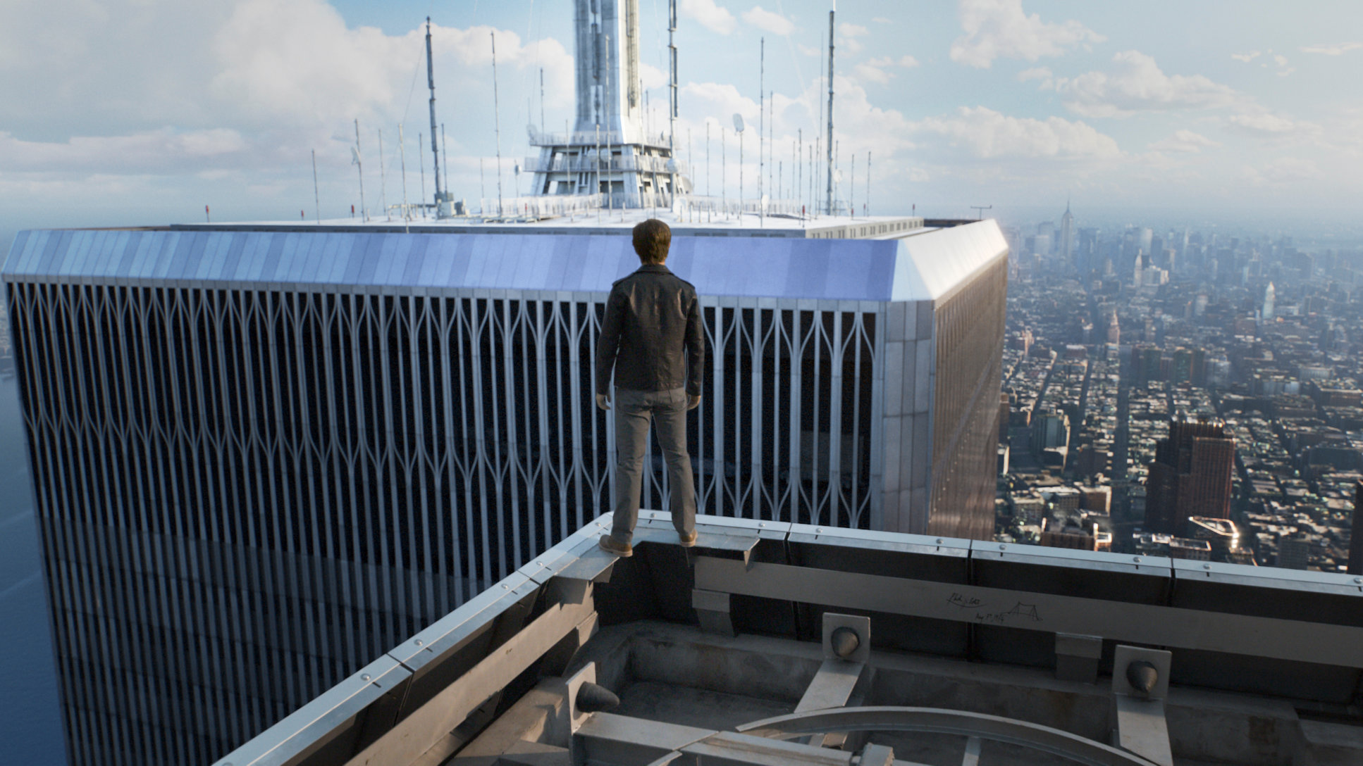 Un'immagine di The Walk