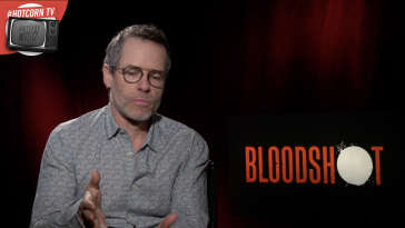 Guy Pearce racconta Bloodshot