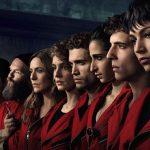 La quarta stagione de La Casa di Carta torna su Netflix il 3 aprile