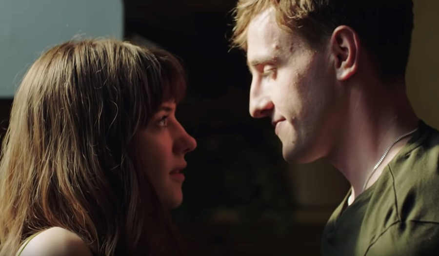 Connell e Marianne in Normal People