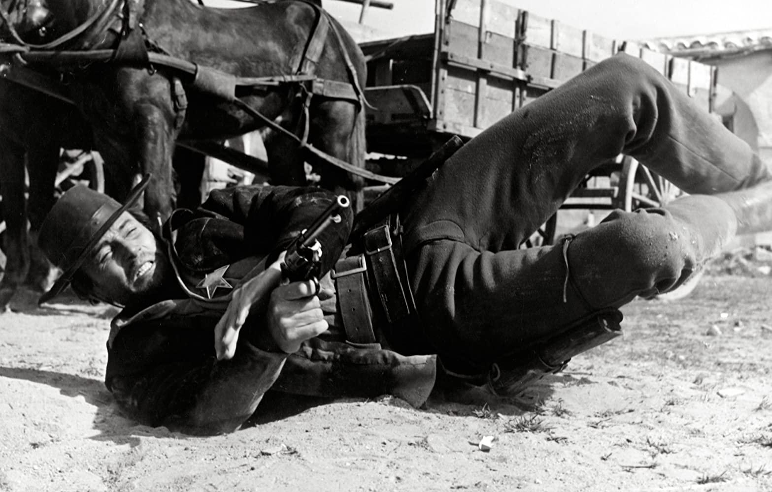 Anthony Steffen in Pochi Dollari per Django