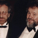 Steven Spielberg e Allen Daviau