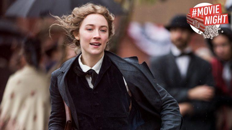 Saoirse Ronan in Piccole Donne