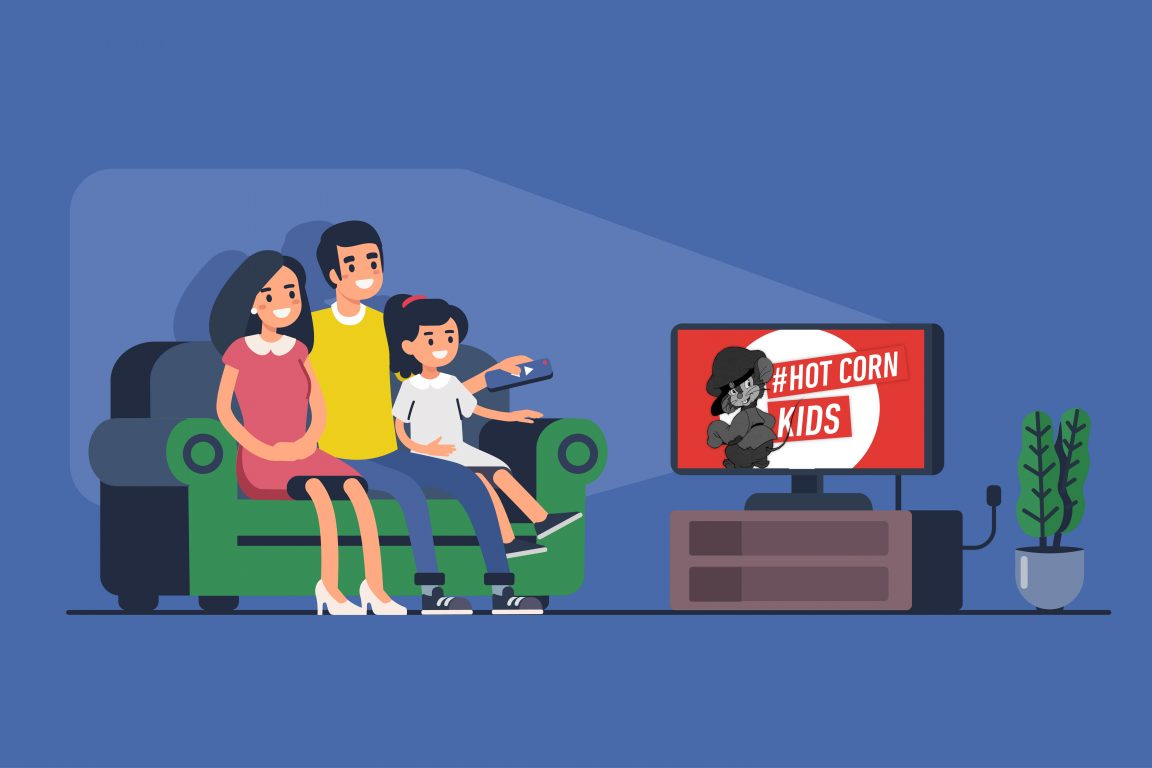 film in streaming per bambini