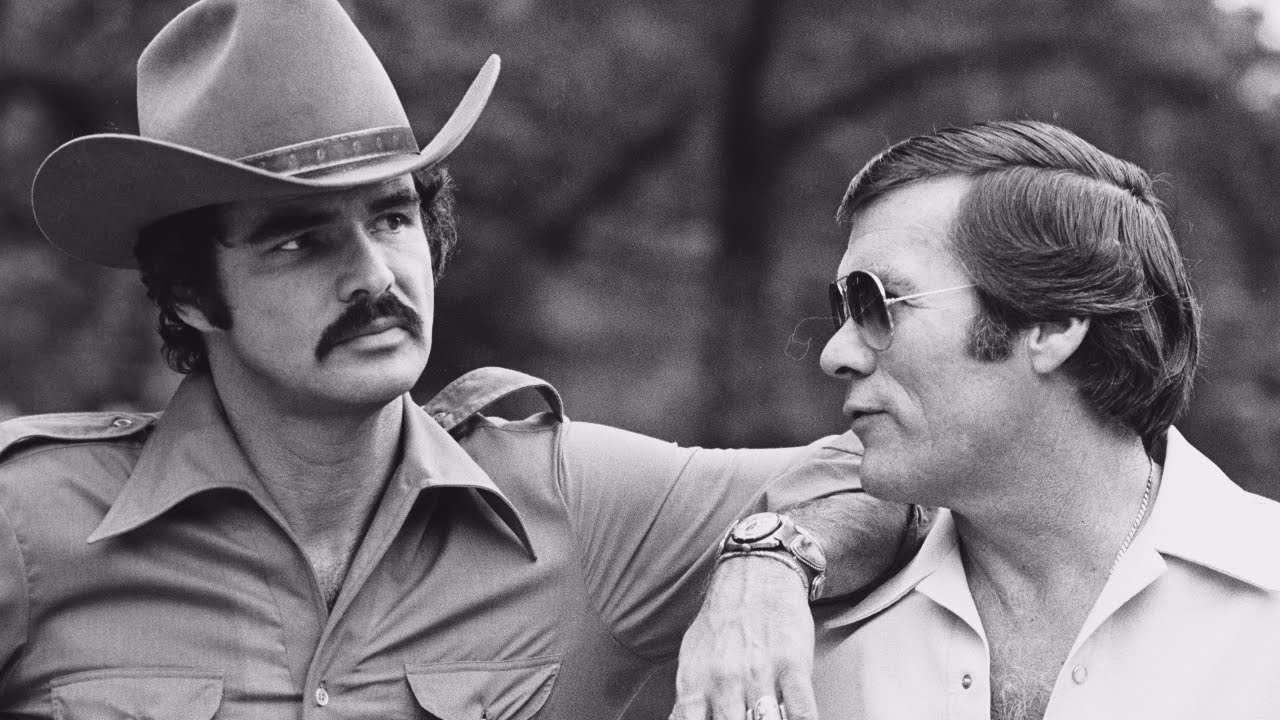 Burt Reynolds e Hal Needham