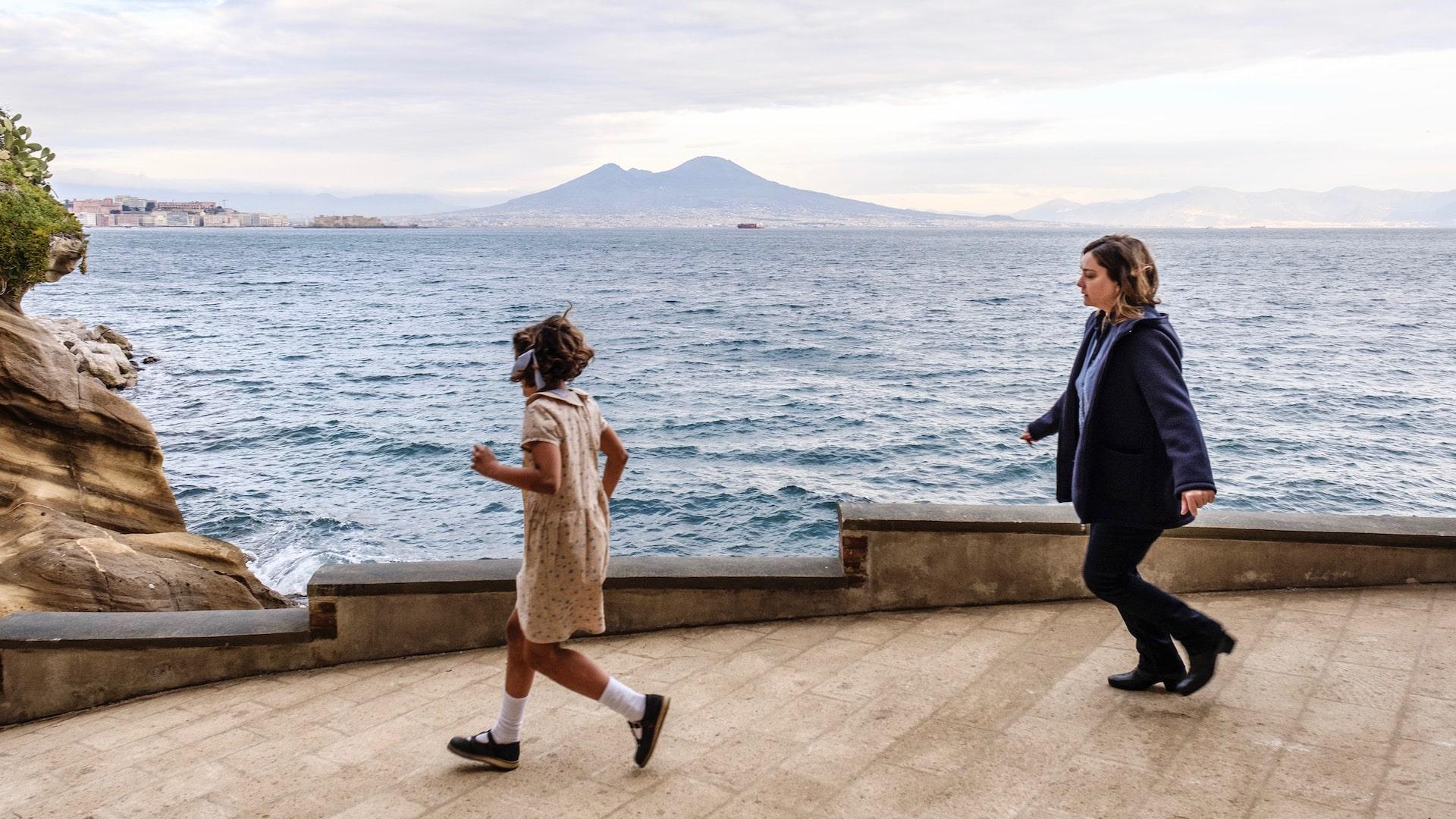 Tornare e il Golfo di Napoli