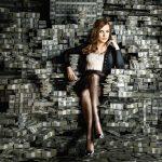 Jessica Chastain nel banner di Molly's Game