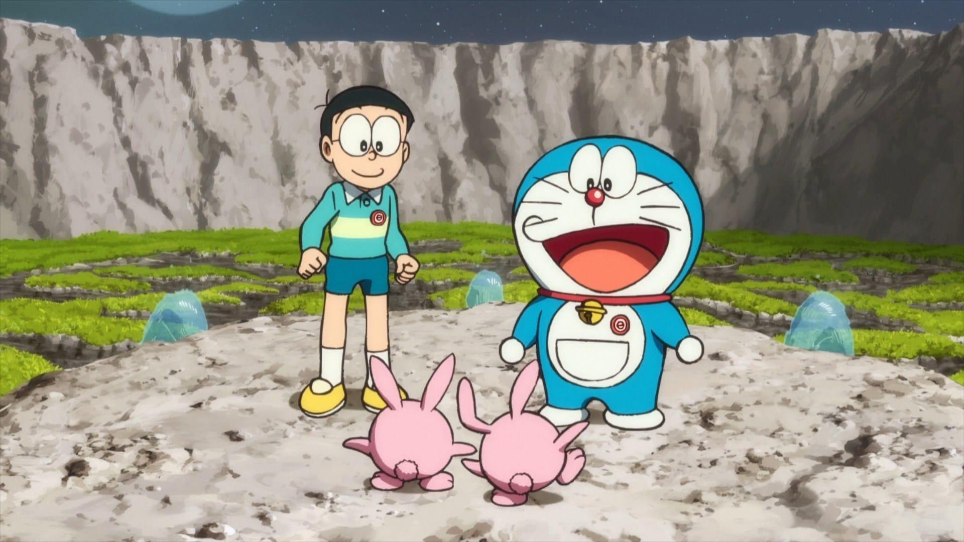 Doraemon – Nobita alla Scoperta della Luna