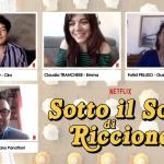 Sotto il Sole di Riccione: Fotinì Peluso, Cristiano Caccamo e Claudia Tranchese intervistati da Hot Corn